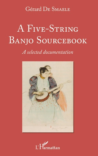 Couverture A Five-String Banjo Sourcebook