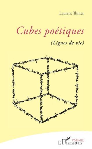Couverture Cubes poétiques
