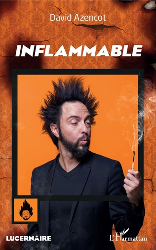 Couverture Inflammable