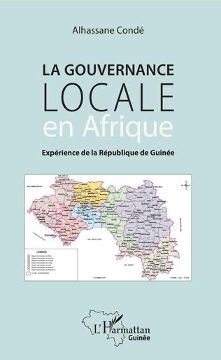 Couverture La gouvernance locale en Afrique