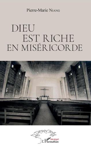 Couverture Dieu est riche en miséricorde