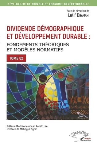 Couverture Dividende démographique et développement durable Tome 2