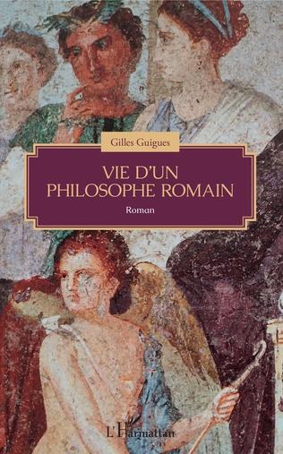 Couverture Vie d'un philosophe romain