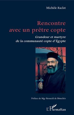 Couverture Rencontre avec un prêtre copte