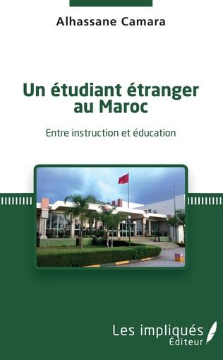 Couverture Un étudiant étranger au Maroc