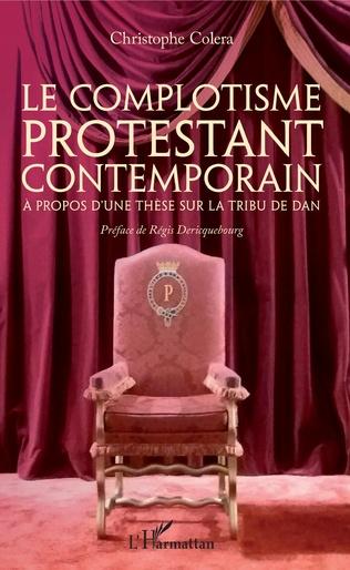 Couverture Le complotisme protestant contemporain