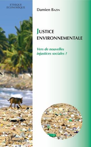 Couverture Justice environnementale