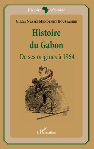 Couverture Histoire du Gabon