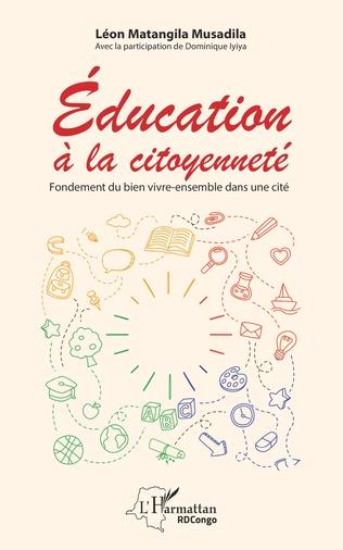 Couverture Education à la citoyenneté