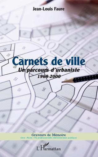 Couverture Carnets de ville
