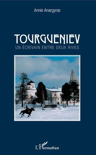 Couverture Tourgueniev