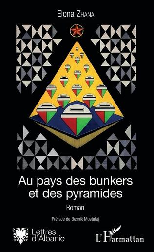 Couverture Au pays des bunkers et des pyramides
