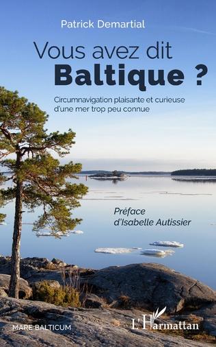 Couverture Vous avez dit Baltique ?