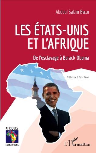 Couverture Les États-Unis et l'Afrique