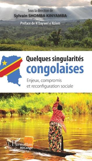 Couverture Quelques singularités congolaises