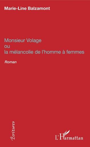 Couverture Monsieur Volage