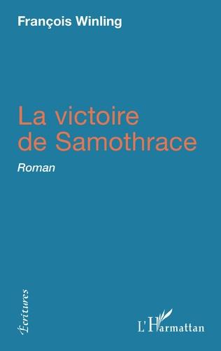 Couverture La victoire de Samothrace