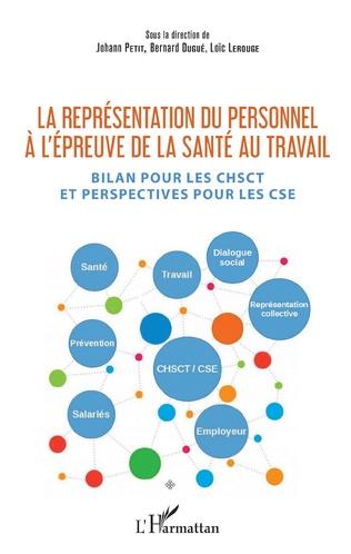 Vignette document La  représentations du personnel à l'épreuve de la santé au travail. Bilan pour les CHSCT et perspectives pour les CSE