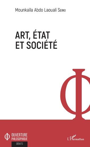 Couverture Art, Etat et société