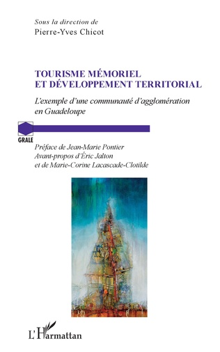 Couverture Tourisme mémoriel et développement territorial