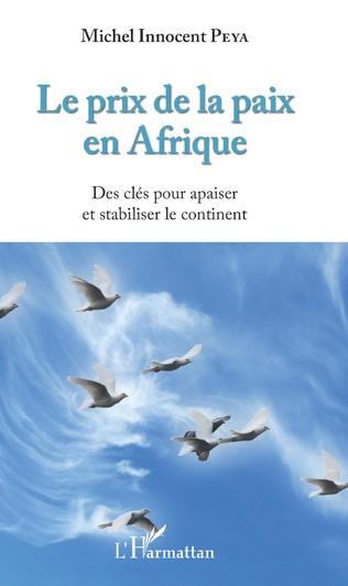 Couverture Le prix de la paix en Afrique