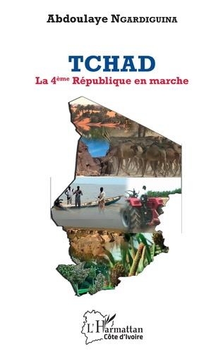 Couverture Tchad La 4ème République en marche