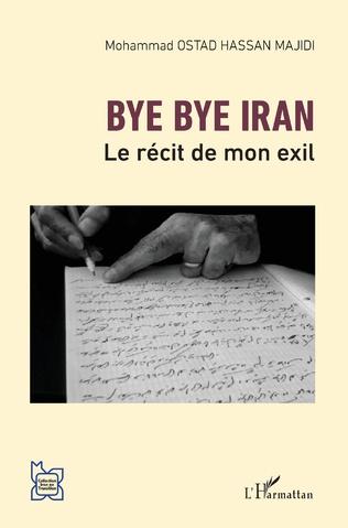 Couverture Bye bye Iran