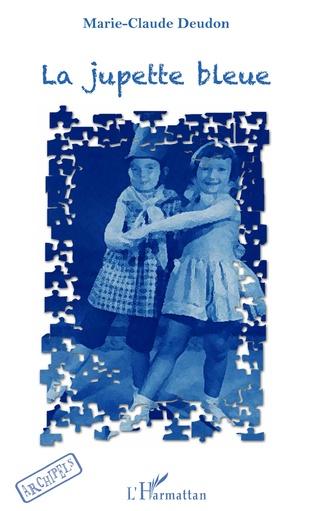 Couverture La jupette bleue