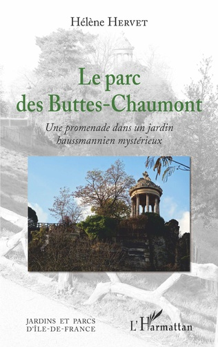 Couverture Le parc des Buttes-Chaumont