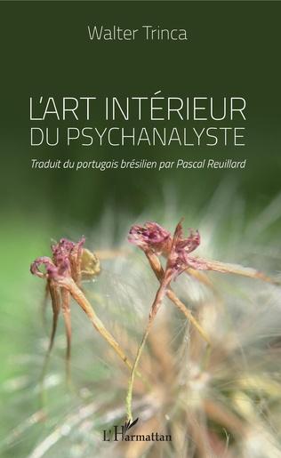 Couverture L'art intérieur du psychanalyste