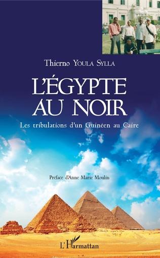 Couverture L'Egypte au noir