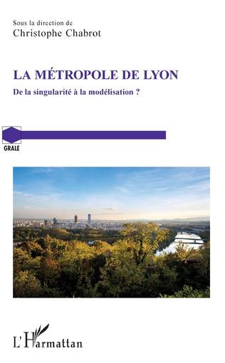 Couverture La métropole de Lyon