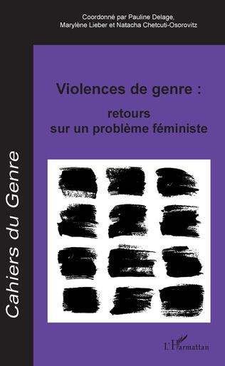 Couverture Violences de genre : retours sur un problème féministe