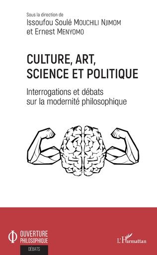 Couverture Culture, art, science et politique