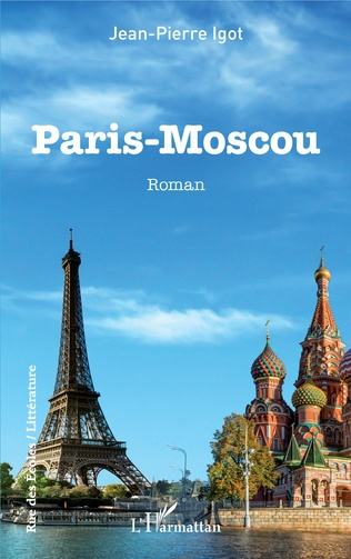 Couverture Paris-Moscou