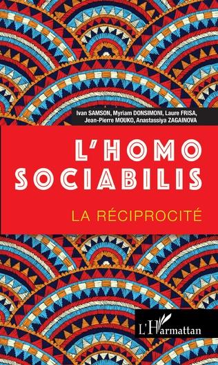 Couverture L'homo sociabilis