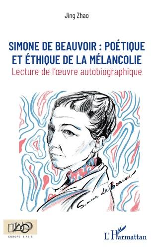 Couverture Simone de Beauvoir :