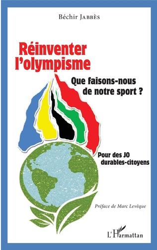 Couverture Réinventer l'olympisme