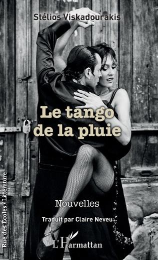 Couverture Le Tango de la pluie