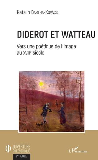 Couverture Diderot et Watteau