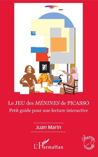 Couverture Le JEU des <em>MÉNINES </em>de PICASSO