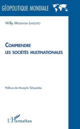 Couverture Comprendre les sociétés multinationales