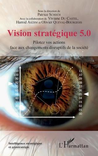 Couverture Vision stratégique 5.0