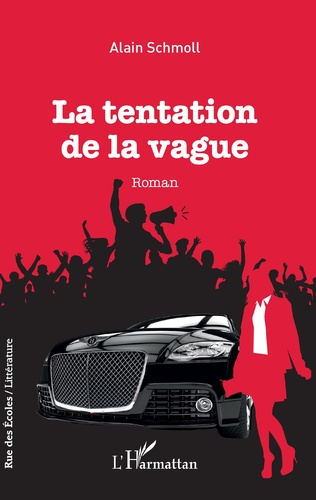Couverture La tentation de la vague