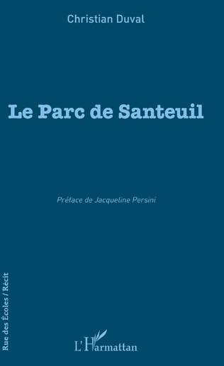 Couverture Le Parc de Santeuil