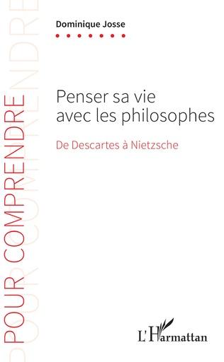 Couverture Penser sa vie avec les philosophes