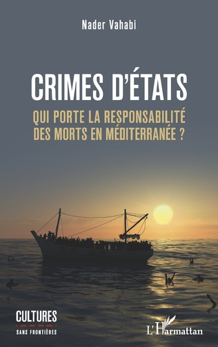 Couverture Crimes d'États