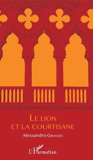 Couverture Le Lion et La Courtisane