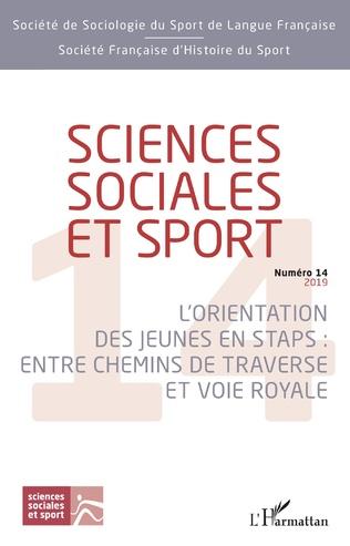 Couverture Sciences sociales et sport 14