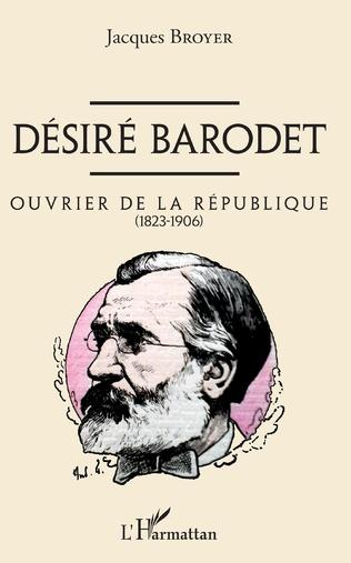 Couverture Désiré Barodet